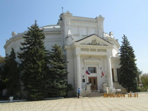 "Панорама ""Оборона Севастополя""."