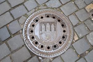 Да, это герб Праги.