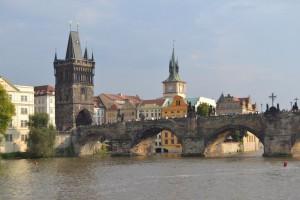 Живописнее всего город смотрится с реки.