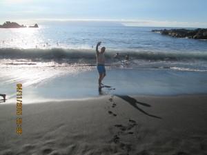 Ухожу. Не в море, в океан ухожу!