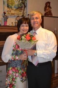 Так мы отметили годовщину венчания, а в поездке встретили годовщину регистрации брака.