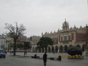 Вот ты какое сердце Кракова!