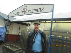 На этом рынке в Кракове меня накормили и одели.