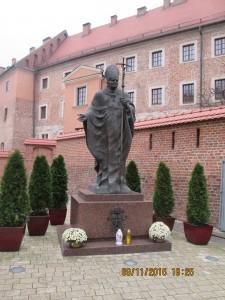 Престол в Ватикане также принадлежал жителю Кракова.
