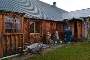 Простой эстонский хутор.